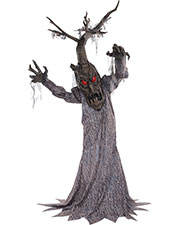 Halloween Costumes MR124320 Unisex Haunted Tree Deadwood 88 Inch at GotApparel