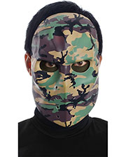 CAMO HOCKEY MASK at GotApparel