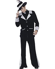 Halloween Costumes MR148069 Men Father Pimp Large at GotApparel