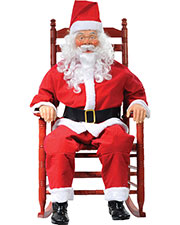 ROCKING CHAIR SANTA BOXED at GotApparel