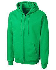 Clique Basics MRK03001 Men Fleece F/Z Hoodie SXxl at GotApparel