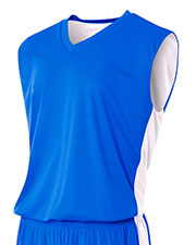 A4 NB2320 Boys Reversible Moisture Management Muscle at GotApparel