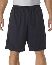 "A4 NB5281 Boys 7"" Cooling Performance Power Mesh Practice Short at GotApparel"
