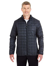 Ash City NE701  Men's Portal Interactive Printed Packable Puffer at GotApparel