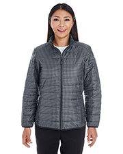 Ash City NE701W Women Portal Interactive Printed Packable Puffer at GotApparel