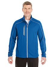 Ash City NE703  Men's Endeavor Interactive Performance Fleece Jacket at GotApparel