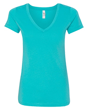 Next Level NL1540  Ladies' Ideal V-Neck Tee at GotApparel