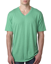 Next Level NL6040  Men's Tri-Blend V-Neck Tee at GotApparel