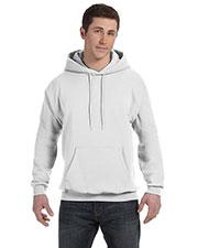 Hanes P170 Men 7.8 Oz. Comfort Blend Ecosmart 50/50 Pullover Hood at GotApparel