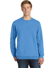 Port & Company PC098  ®  Pigment-Dyed Crewneck Sweatshirt. at GotApparel