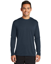Port&Company PC380LS Men LongSleeve Performance Tee at GotApparel