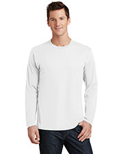Port & Company PC450LS Men Long-Sleeve Fan Favorite Tee at GotApparel