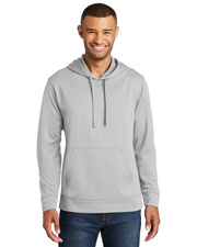 Port&Company PC590H Men PerformanceFleece Pullover Hooded at GotApparel