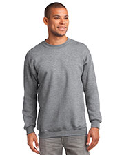 Port & Company PC90T Men Tall Ultimate Crewneck Sweatshirt at GotApparel