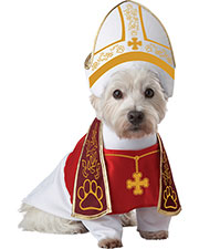 California Costumes PET20127  HOLY HOUND DOG COSTUME at GotApparel