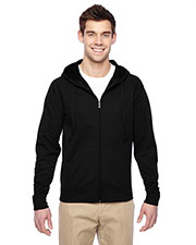 Jerzees PF93MR Adult 6 oz. Sport Tech Fleece Full Zip Hood at GotApparel