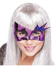 SENSORY STARBURST MASK -PURPLE at GotApparel