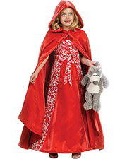 Halloween Costumes PP4097XS Girls Princess Red Riding Child 4 at GotApparel