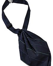 f55dc73b5d -13%OFF Edwards PS60 Women Pinstripe Silk Tulip Ascot at GotApparel