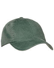 Port Authority PWU Men Gart Washed Cap at GotApparel