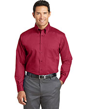 Red House TLRH37 Adult Tall Nailhead Non-Iron ButtonDown Shirt at GotApparel