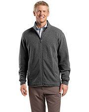 Red House RH54 Adult Sweater Fleece Full Zip Jacket at GotApparel