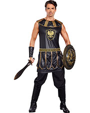 Halloween Costumes RL10274LG Men Deadly Warrior Large at GotApparel