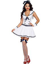 Halloween Costumes RL10285SM Women Boat Rockin Babe Small at GotApparel