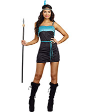 Halloween Costumes RLA10343SM Women Wild At Heart Small at GotApparel