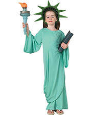 Halloween Costumes RU11259MD  STATUE OF LIBERTY CHILD MEDIUM at GotApparel