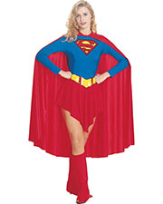 Halloween Costumes RU15553MD Girls Supergirl Medium at GotApparel