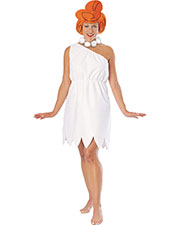 Halloween Costumes RU15737 Women Flintstones Wilma Anim Adult at GotApparel