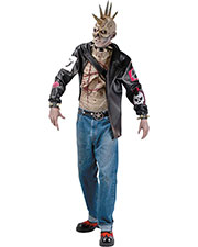 Halloween Costumes RU16461 Men Punk Zombie Costume at GotApparel