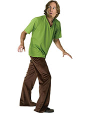 Halloween Costumes RU16498 Men Shaggy Std Size Adult at GotApparel
