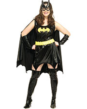 Halloween Costumes RU17441 Girls Batgirl Plus Size at GotApparel