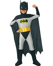 Halloween Costumes RU18722SM Boys Batman Small 4 To 6 at GotApparel