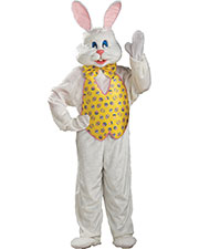 Halloween Costumes RU2064 Unisex Bunny Deluxe Xlarge at GotApparel