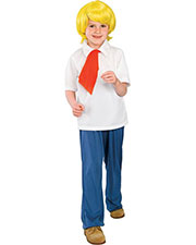 Halloween Costumes RU38962LG Boys Scooby Doo Fred Child Lge at GotApparel