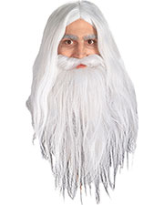 Halloween Costumes RU50943 Boys Gandalf Wig And Beard Child at GotApparel