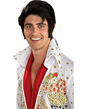 Halloween Costumes RU51789  ELVIS WIG at GotApparel