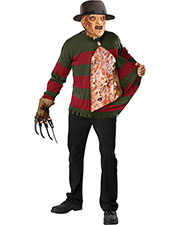 Halloween Costumes RU56066 Men Freddy Chest Of Souls Sweater at GotApparel