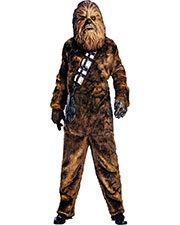 Halloween Costumes RU56107 Men Chewbacca Dlx Costume at GotApparel
