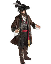 Halloween Costumes RU56150 Men Pirate Carribean Adult at GotApparel