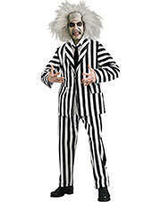 Halloween Costumes RU56216 Men Beetlejuice Grnd Heritage Std at GotApparel
