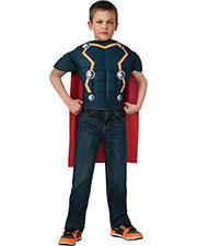Halloween Costumes RU620027 Boys Thor Child Top at GotApparel