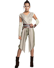 Halloween Costumes RU810668SM Men Stars Wars 7 Rey Small at GotApparel