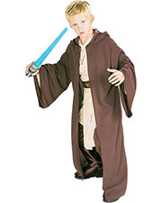 Halloween Costumes RU82025LG Boys Jedi Robe Deluxe Child Large at GotApparel