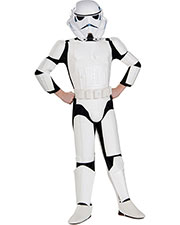 Halloween Costumes RU83035LG Boys Stormtrooper Child Dlx Large at GotApparel