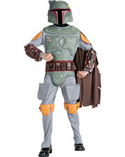Halloween Costumes RU83037SM Boys Boba Fett Child Deluxe Small at GotApparel