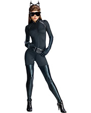 Halloween Costumes RU880631LG Women Catwoman Secret Wishes L at GotApparel